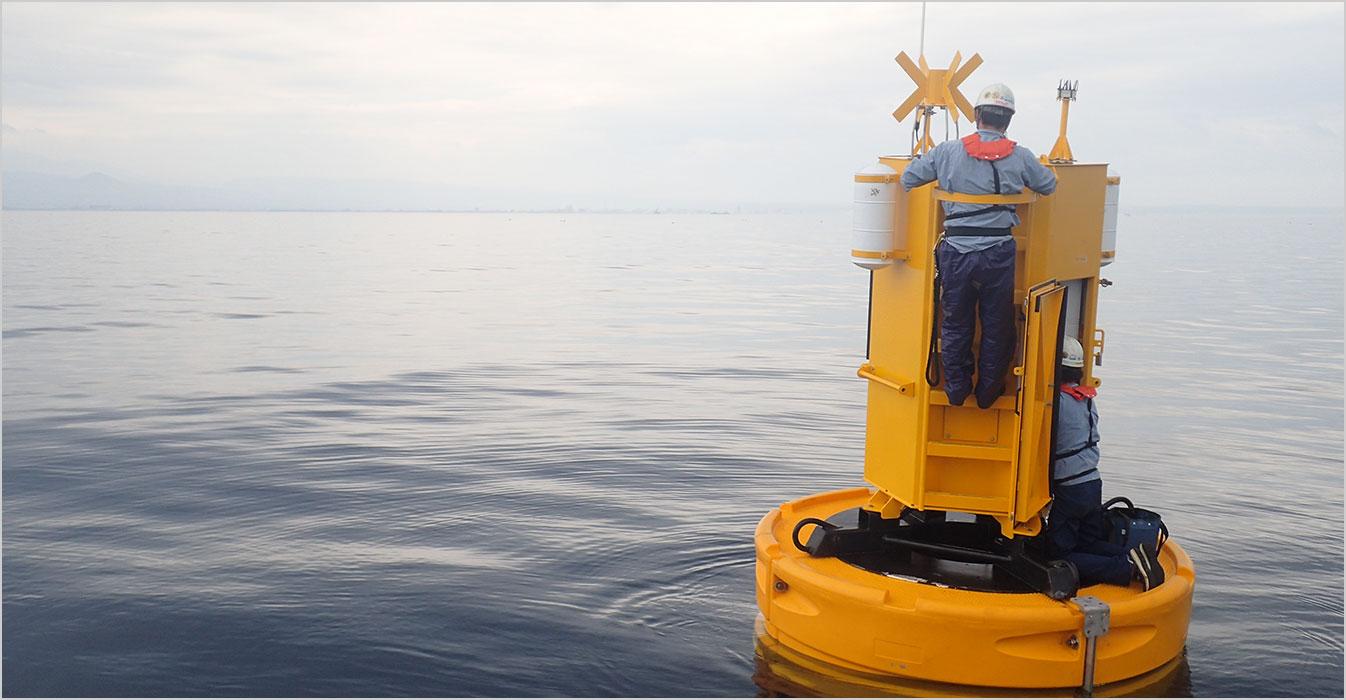 陸奥湾における漁場環境把握と研究によるモニタリング調査