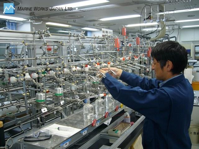 放射性炭素測定のための試料前処理